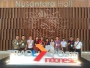 Plusieurs entreprises vietnamiennes participent à Trade Expo Indonesia