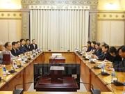 Ho Chi Minh-Ville et Kawaguchi intensifient leur coopération