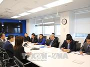 Le vice-ministre Nguyen Chi Vinh travaille avec des organes onusiens