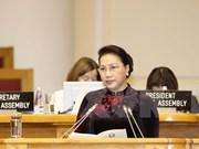 Discours de Nguyen Thi Kim Ngan à la 137ème Assemblée de l'UIP