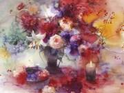 La 2e édition de l'exposition internationale d'aquarelles