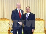 Le Premier ministre Nguyen Xuan Phuc reçoit l'ambassadeur américain
