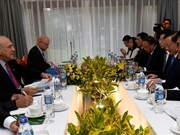 APEC 2017 : le Vietnam souhaite des aides de l'OCDE