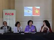 Les médias argentins intéressés par le Vietnam