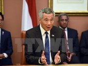 Le Premier ministre singapourien en visite aux États-Unis