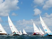 Le tournoi international de barque à voiles Hong Kong (Chine) – Nha Trang 2017