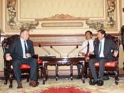 HCM-Ville et la Biélorussie cherchent la coopération dans les transports publics