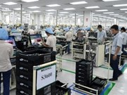 Le géant sud-coréen Samsung Electronics veut augmenter le nombre de ses fournisseurs vietnamiens