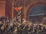 """Le programme """"L'épopée d'Octobre"""" loue la Révolution d'Octobre russe"""