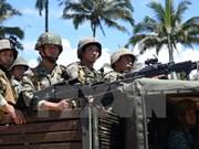 Philippines : plus de soldats engagés pour lutter contre les insurgés