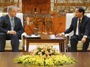 Hanoi veut coopérer avec la Biélorussie dans les transports et la santé