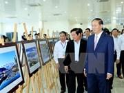 Le chef de l'Etat préside une répétition générale des activités de l'APEC 2017