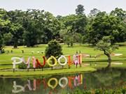 Une ville birmane devient un centre floral de l'ASEAN