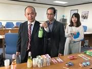 Le Japon stimule la présentation de ses produits alimentaires au Vietnam
