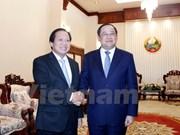Vietnam-Laos : renforcement de la coopération dans l'information et la communication