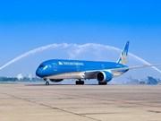 Vietnam Airlines augmentera de 108 vols pour l'APEC 2017