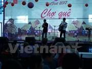 Des étudiants vietnamiens en Australie promeuvent la culture traditionnelle aux amis étrangers