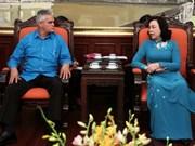 Hanoi prend en haute estime ses relations avec La Havane