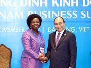 APEC 2017 : Le Sommet des affaires du Vietnam, une occasion pour saisir des opportunités