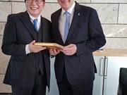 Le Vietnam et le Land allemand de Thuringe renforcent leur coopération