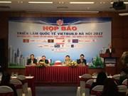 450 entreprises attendues au Vietbuild Hanoi 2017