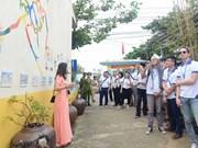 APEC 2017:  Les jeunes délégués à la découverte de Quang Nam