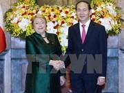 Pour approfondir le partenariat intégral entre le Vietnam et le Chili