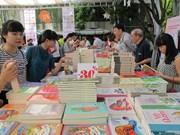 Foire du livre d'automne 2017 à Hanoï