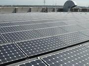 First Solar investit plus d'un milliard de dollars à Hô Chi Minh-Ville