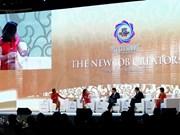 APEC 2017: De nouveaux emplois sont nécessaires dans un monde automatisé