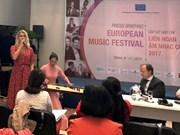 Festival de la Musique européenne au Vietnam 2017 en approche