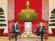 La presse canadienne couvre la visite du Premier ministre Justin Trudeau au Vietnam