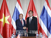 Le PM Nguyen Xuan Phuc rencontre son homologue thaïlandais