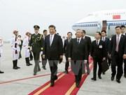 Le dirigeant chinois Xi Jinping est arrivé à Hanoï, entamant sa visite d'Etat au Vietnam