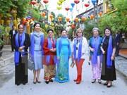 APEC 2017: programme en l'honneur des épouses des chefs des délégations des économies membres