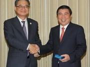 HCM-Ville veut renforcer la coopération avec les localités sud-coréennes