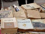 Bientôt la Foire aux livres anciens de Hanoi