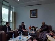 Vietnam et Algérie promeuvent la coopération commerciale