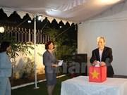 L'Ambassade du Vietnam en Inde aux côtés des sinistrés des récentes inondations