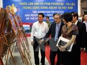 Exposition de photos et de films documentaires sur la communauté de l'ASEAN à Ninh Thuan