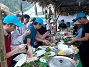 Ouverture du 9e programme touristique «En traversant les régions patrimoniales de Viêt Bac»