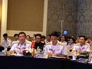 Le Vietnam participe à de grands événements des Marines de l'ASEAN