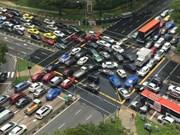 Singapour met en place des mesures strictes pour réduire le nombre de voitures
