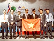 Le Vietnam primé aux Olympiades internationales d'astronomie et d'astrophysique