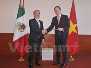 Le Mexique salue les acquis de développement socio-économique du Vietnam