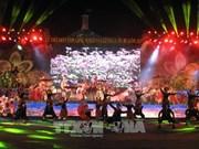 Ha Giang : ouverture de la fête des fleurs de sarrasin 2017
