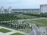 Construction d'une zone de production d'entreprises taïwanaises à Binh Duong