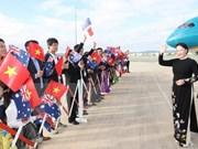 La présidente de l'AN Nguyên Thi Kim Ngân entame sa visite officielle en Australie