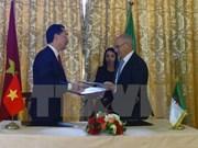 Diversifier les relations Vietnam-Algérie