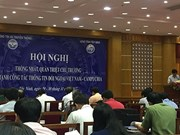 Intensification de la coopération Vietnam-Cambodge dans le travail d'information pour l'étranger
